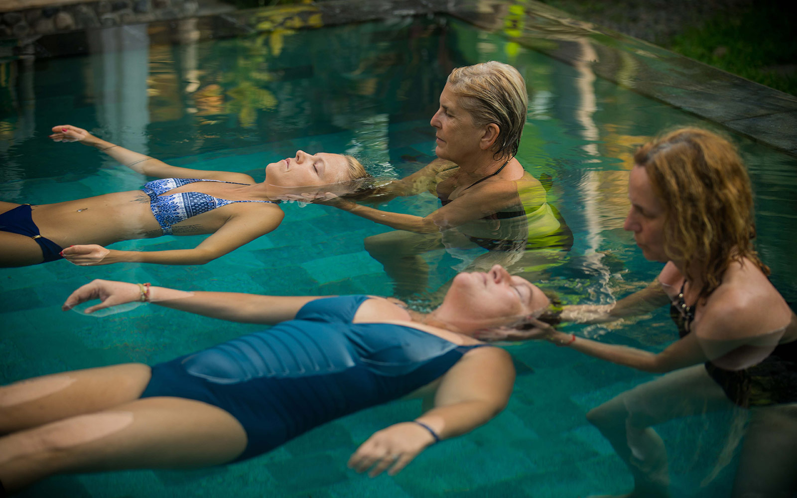 Floating Meditation