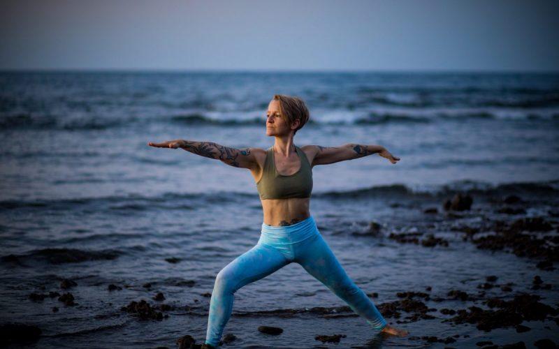 Yoga with Tamina